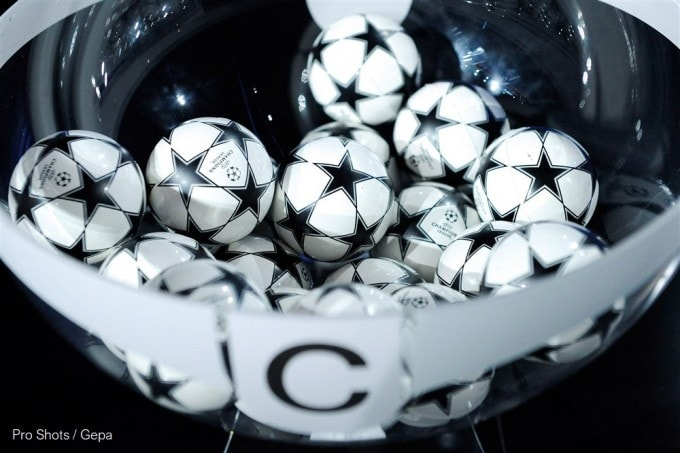 Champions League Loting Picture: Nieuws-voetbal-Champions League-Oranje-KNVB Beker-Europa